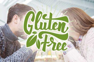 Ampia gamma di prodotti senza glutine