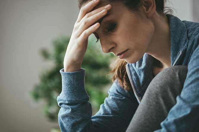 Contesto ambientale nella depressione