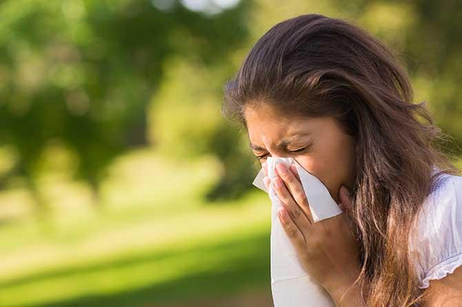 Sos Primavera: la sindrome da occhio secco e le allergie