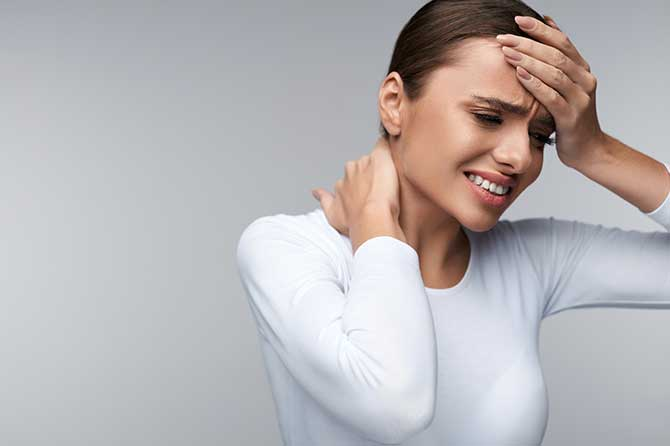 Dolore cronico, le donne sono più colpite: 45% contro 31% uomini