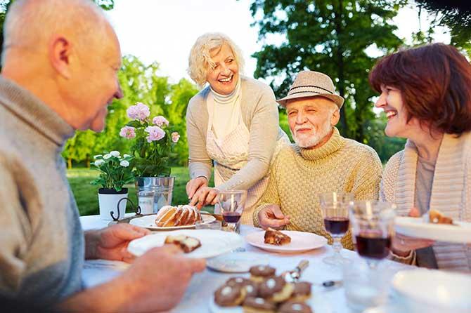 Il cibo alleato prezioso per contrastare invecchiamento e malattie