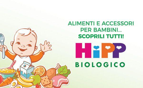 Alimenti ed accessori per bambini HIPP