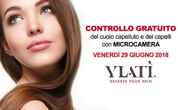 Controllo gratuito del cuoio capelluto e dei capelli – Ylati