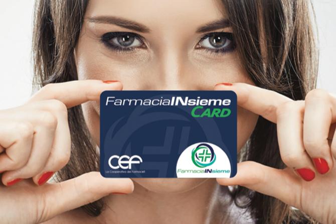 La raccolta punti 2018 della FarmaciaINsieme CARD termina il 28 febbraio 2019