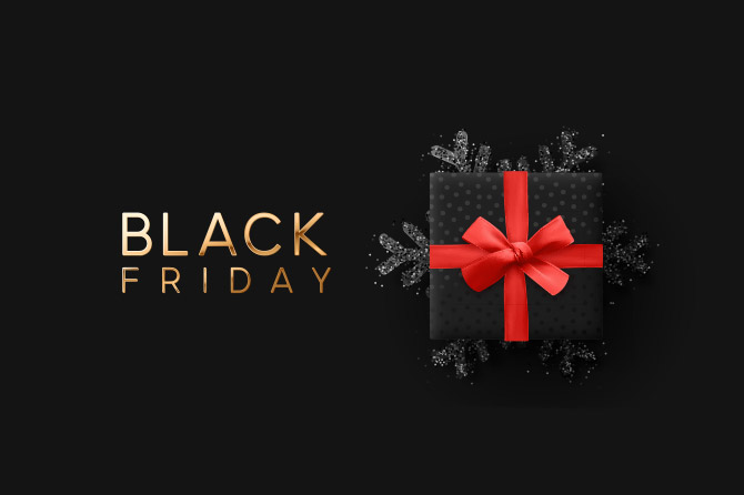 BLACK FRIDAY in Farmacia: Jowaé, Lierac, Caudalie e Bionike