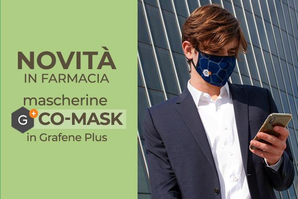 Mascherine al grafene G+ Co-Mask