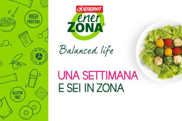 Linea EnerZona disponibile in Farmacia della Salute a Como